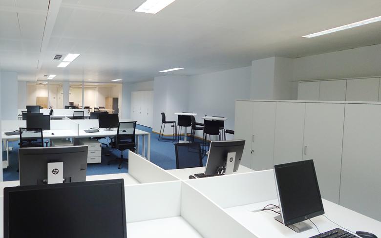 Oficinas Alifresca